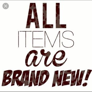 All items are brand new with tag,NWT